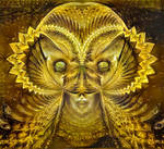 Golden Alien by eReSaW