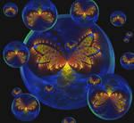 Butterfly Bubbles
