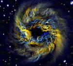 Unknown spiral galaxy