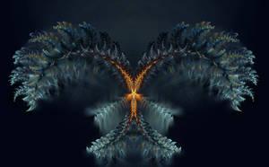 Dark wings, dark words by eReSaW
