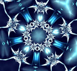 Ice crystal by eReSaW