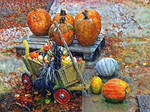 It's pumpkin season  !!!