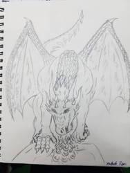 Grand Dragon by Emo-Gothic-Seiya