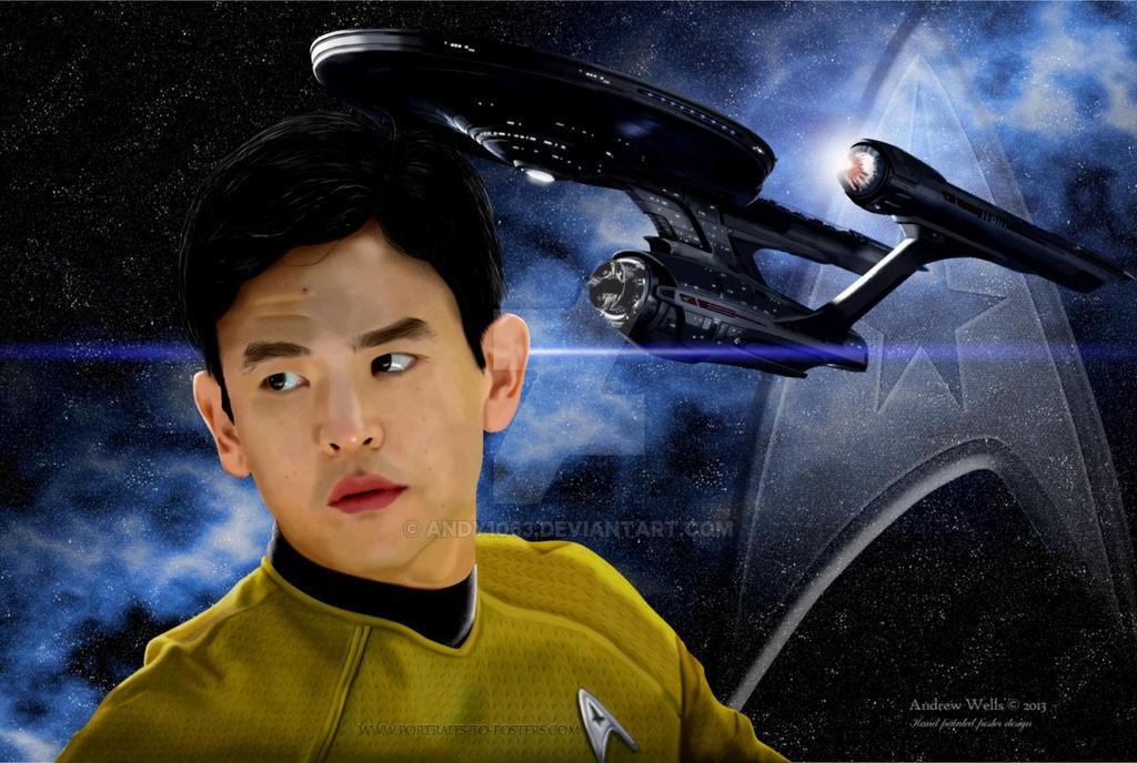 Sulu's portrayer