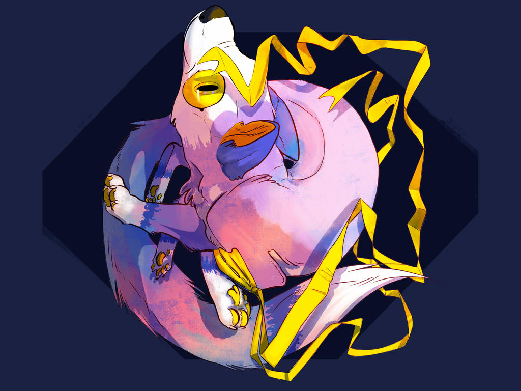Fan art for KozertX by SukiMask