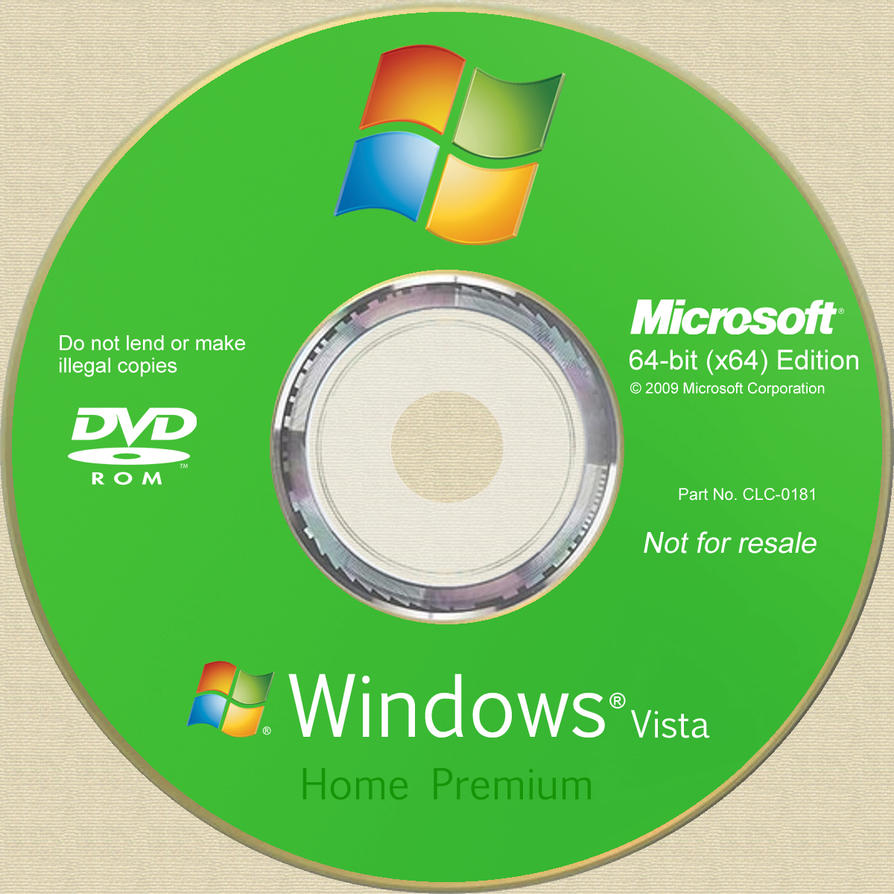Windows  Home Premium  Bit Recovery Disc Download