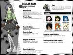 Delilah Hahn Profile