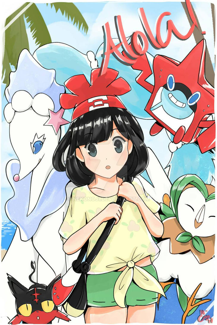 Alola by Nekonoji