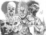 Horror Icon Compilation