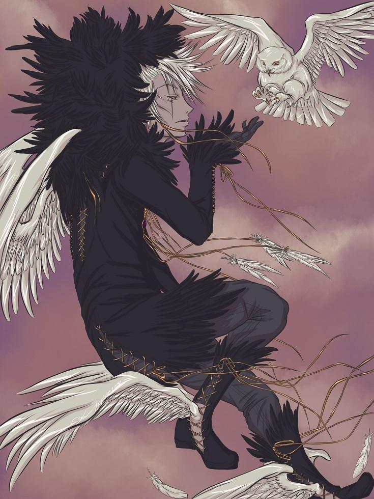 Owlguy by JunkoAn