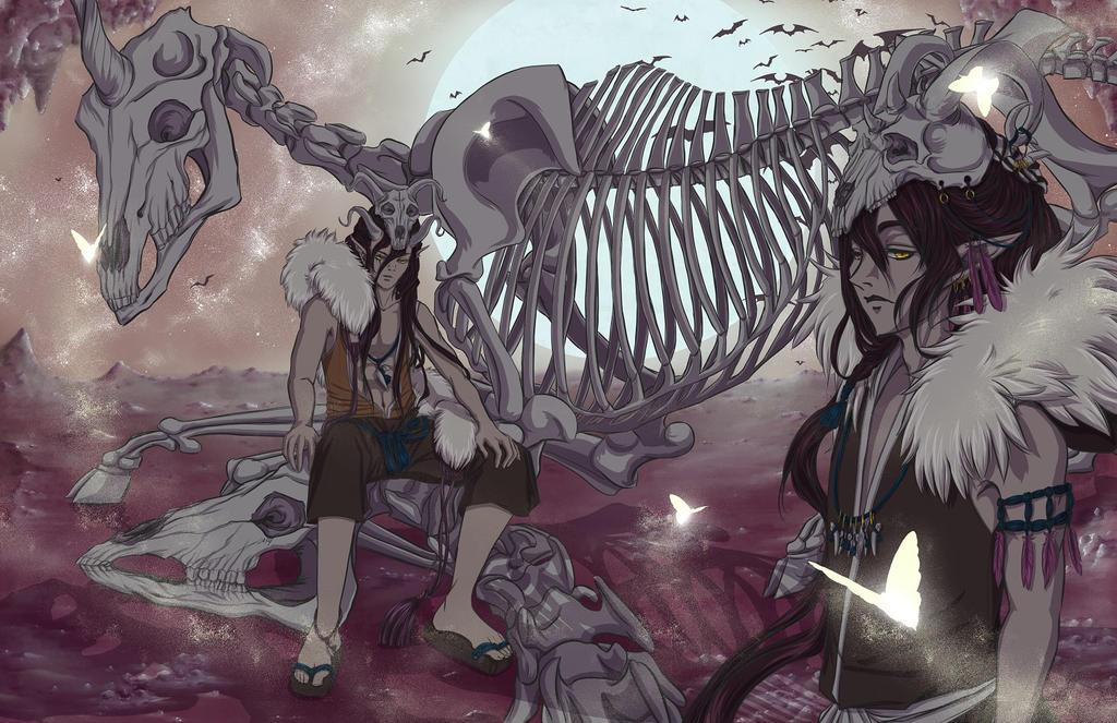 Wolfdemss by JunkoAn