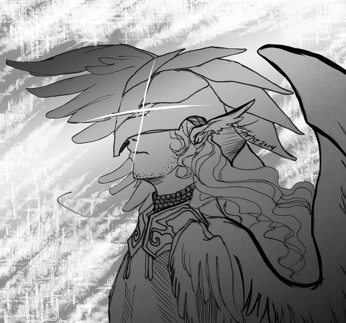 Angel by JunkoAn