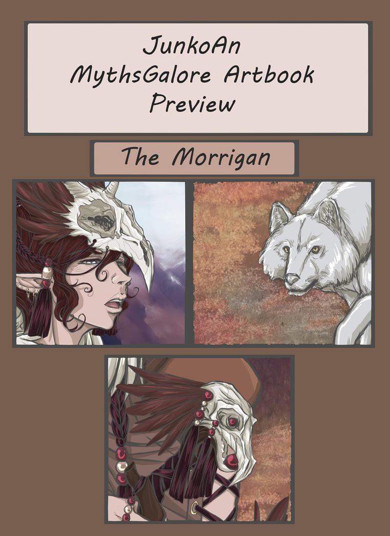 Morriganpre by JunkoAn