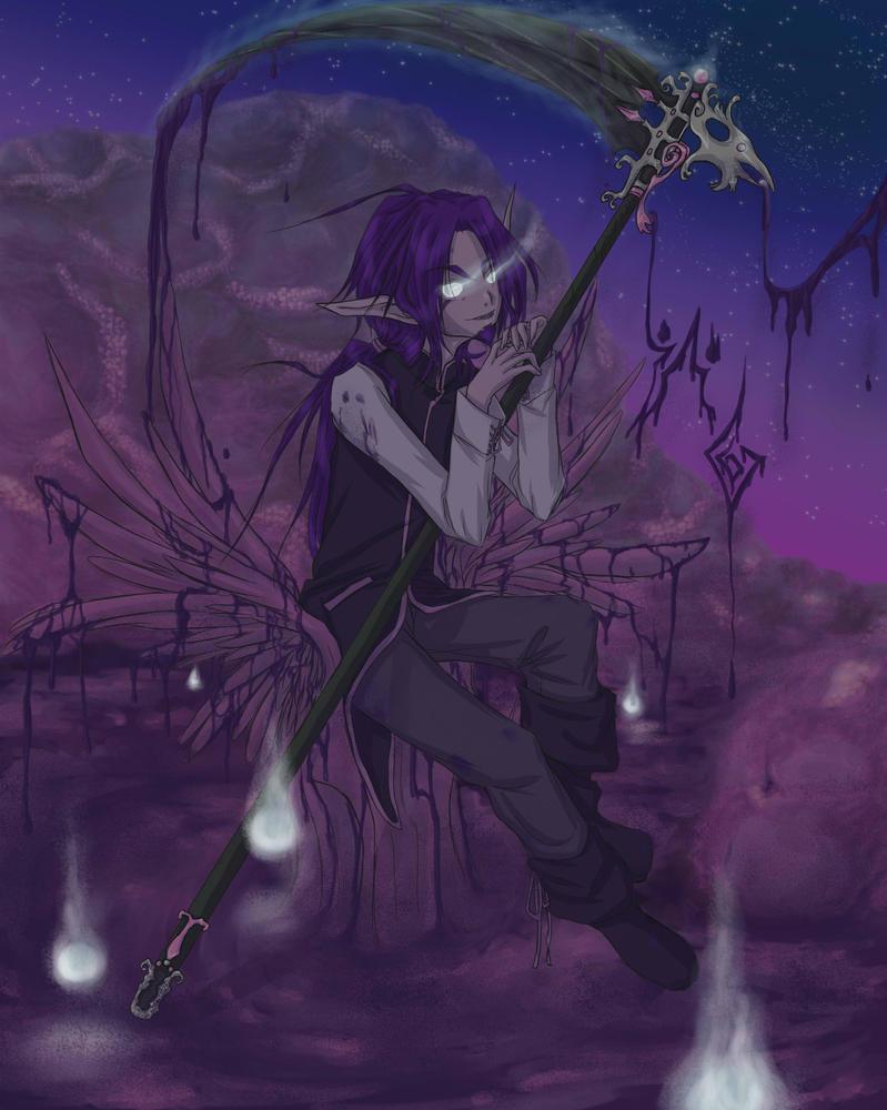 Ravenborn by JunkoAn