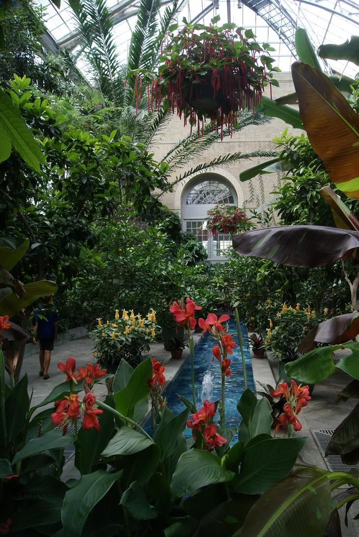 Garden by JunkoAn
