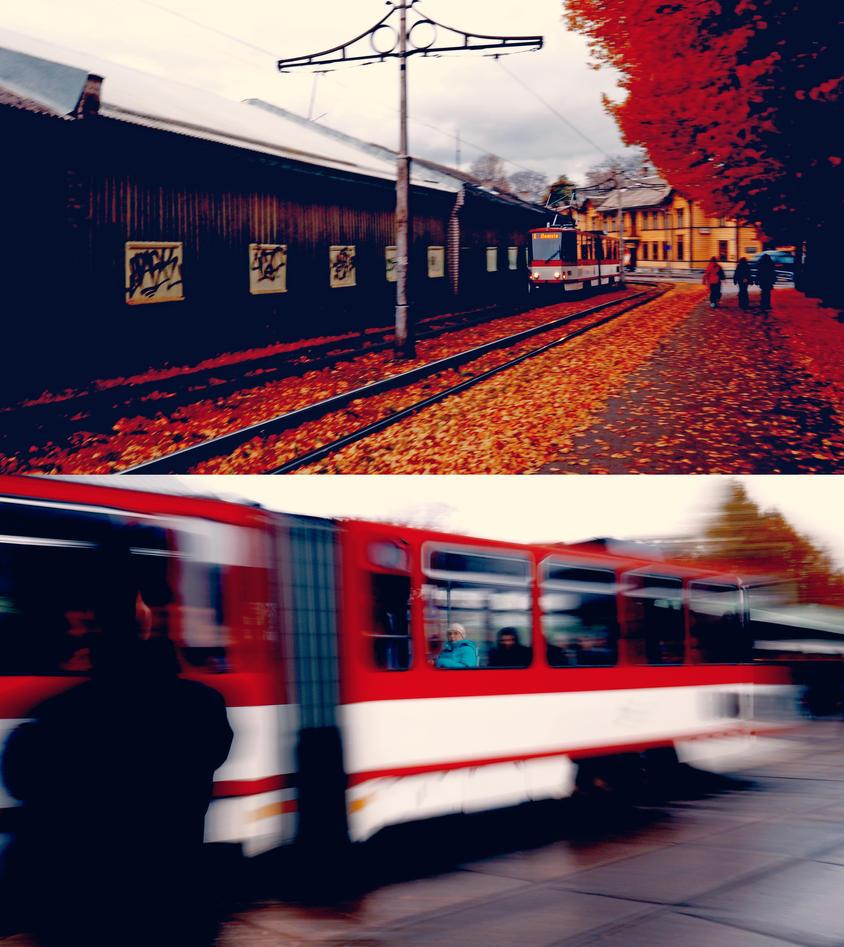 Way home by KatiesLastSong