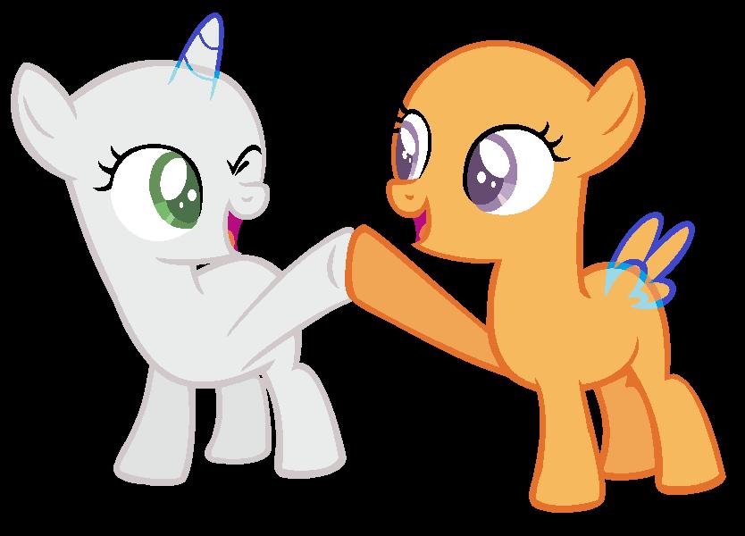 My Little Pony Filly Base
