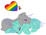 MLP Base- Original- Pride month