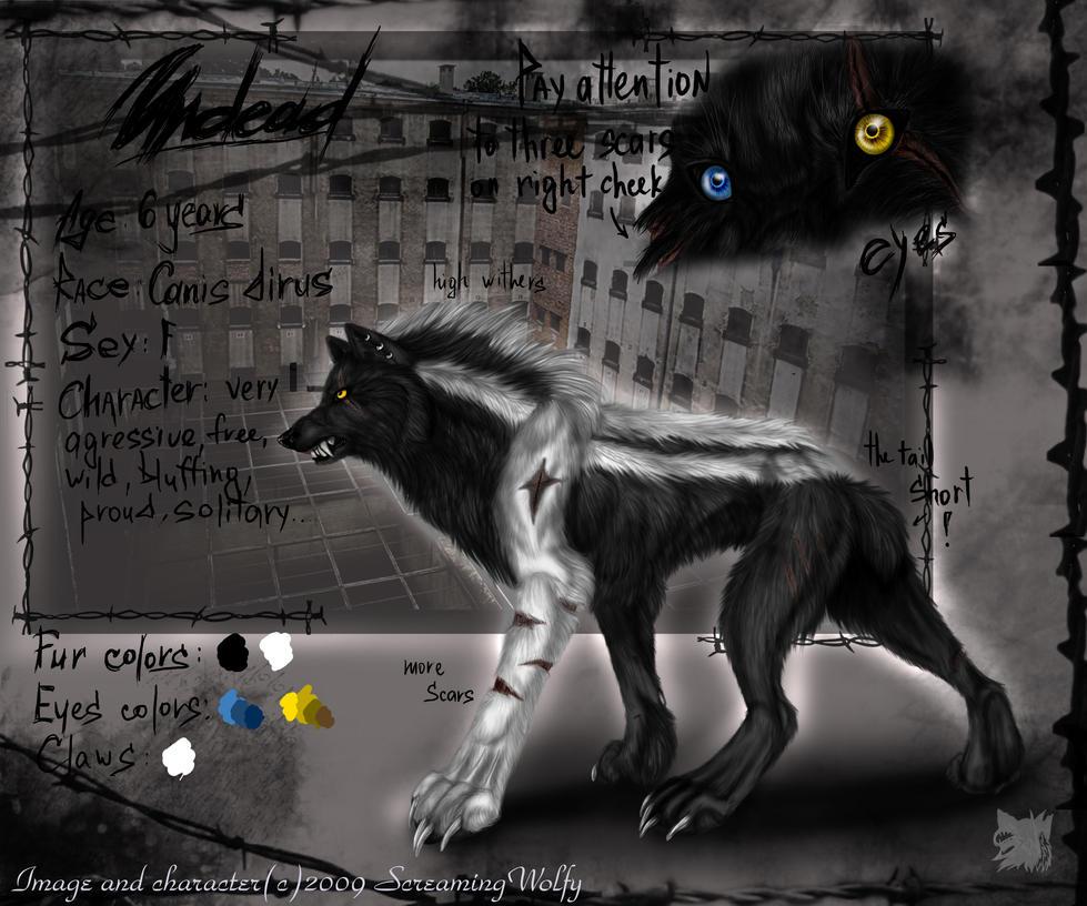 UndeadReff2009 by ScreamingWolfy