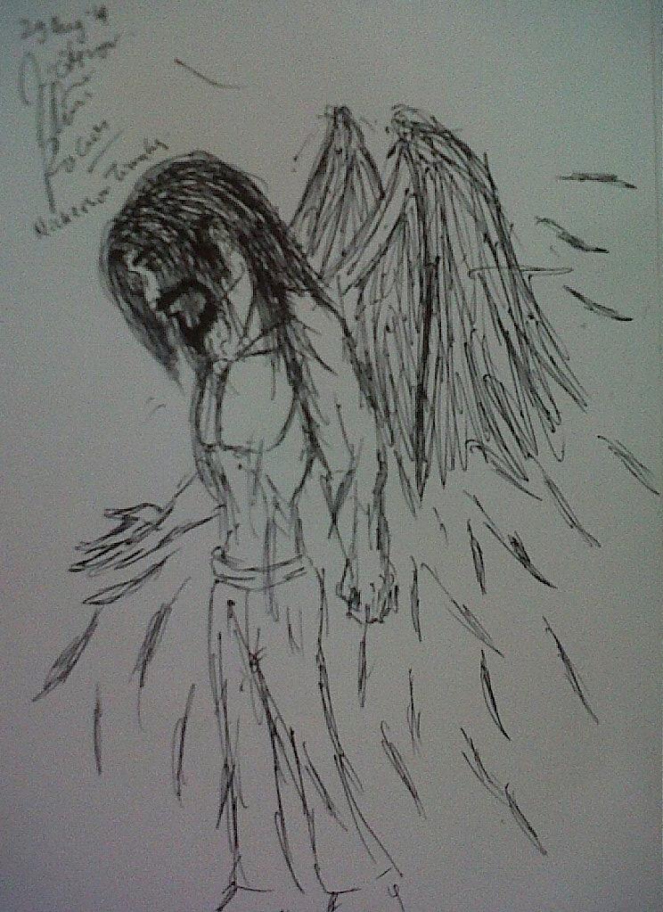 Angel by geneme