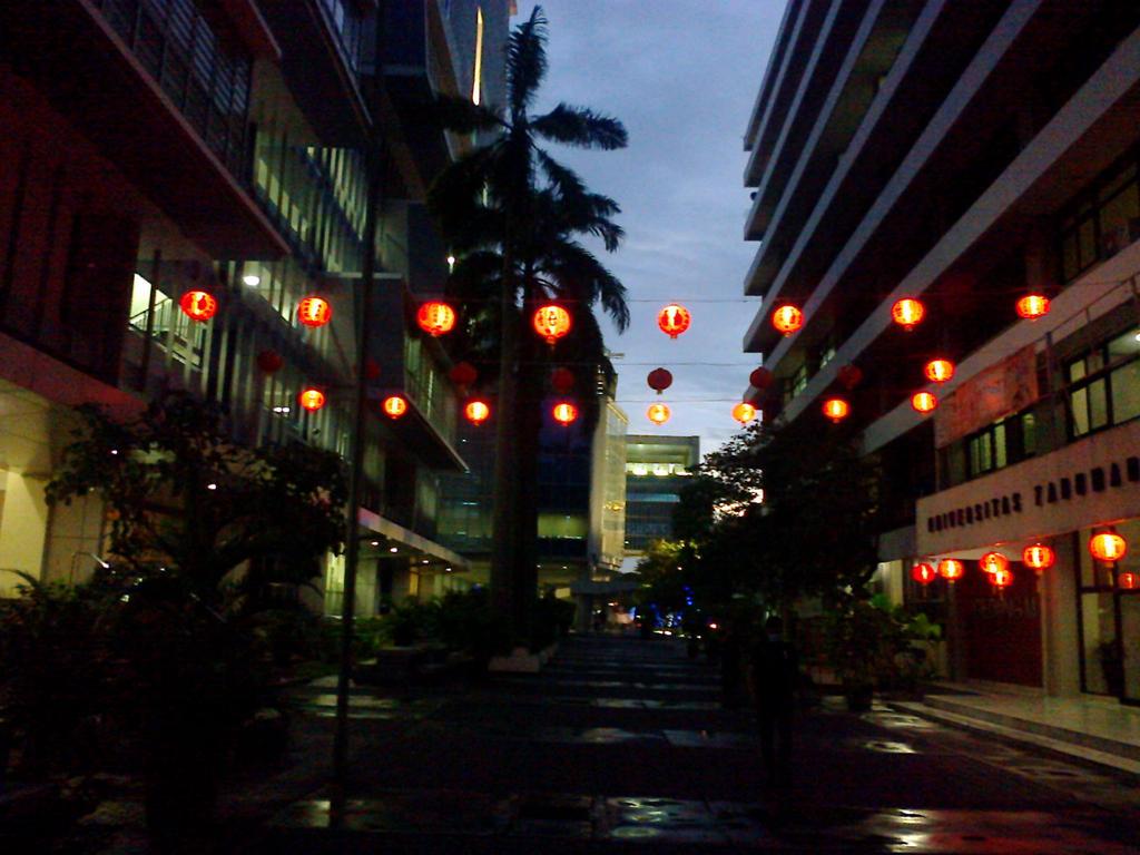 lanterns by geneme