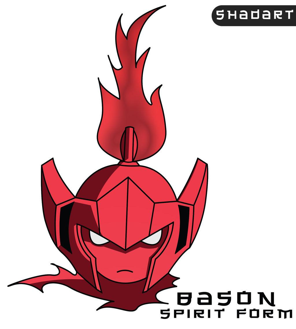 inspired by Shaman King Bason Spirit Ball Form