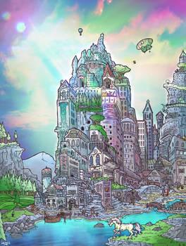 The kingdom of Allsgard