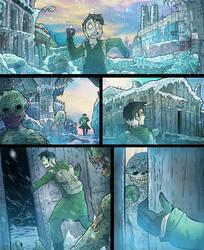 Nekyia Draft Comic 11 by LutesWarmachine