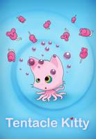 Tentacle Kitty Dreams by TentacleKitty