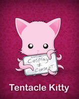 CONcent Tentacle Kitty by TentacleKitty