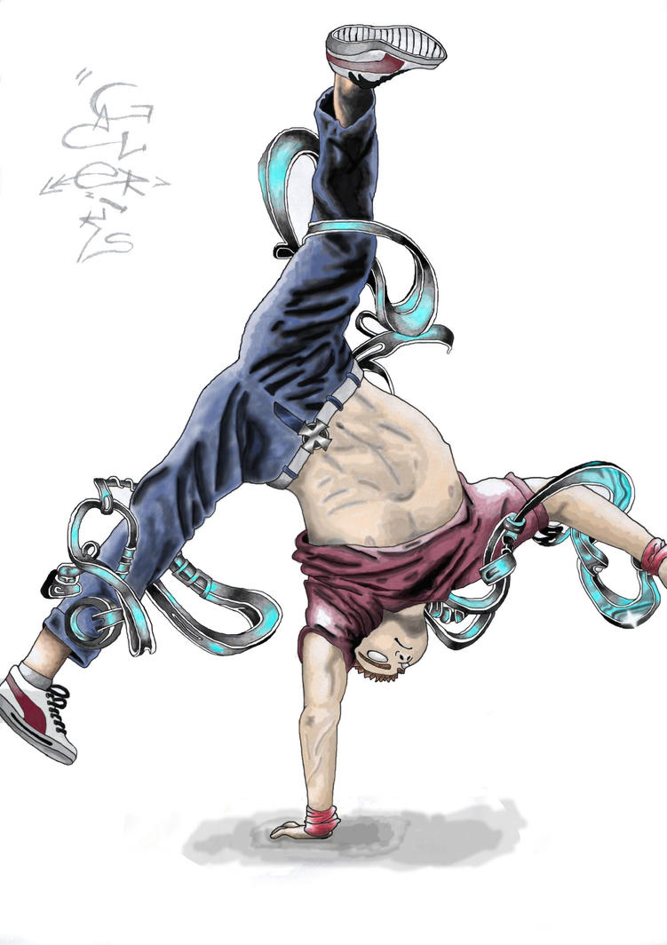 B-boy by Vaalera