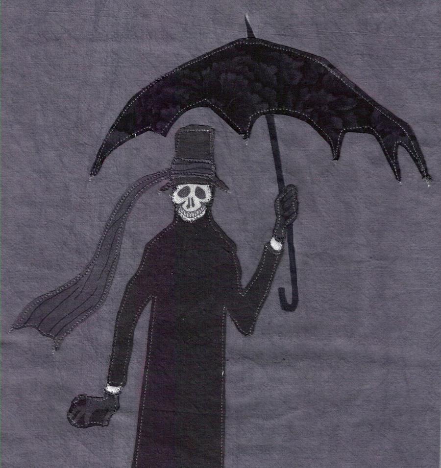 Reaper by AppleJuiceJadeDear