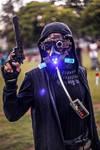 Cosplay Cyberpunk Hybrid Jfest 2015