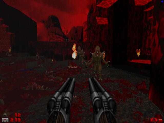 Screenshot Brutal Doom by ultimatebrutaldoom01 on DeviantArt