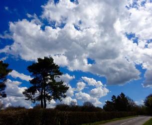Cloudscape  by ChristmasCarol87
