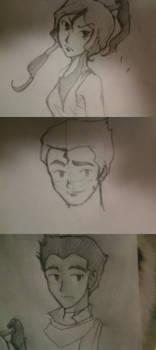 LoK Face Practice