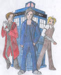 Doctor Who - The New Crew