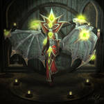 WoW Blood Queen Lanathel