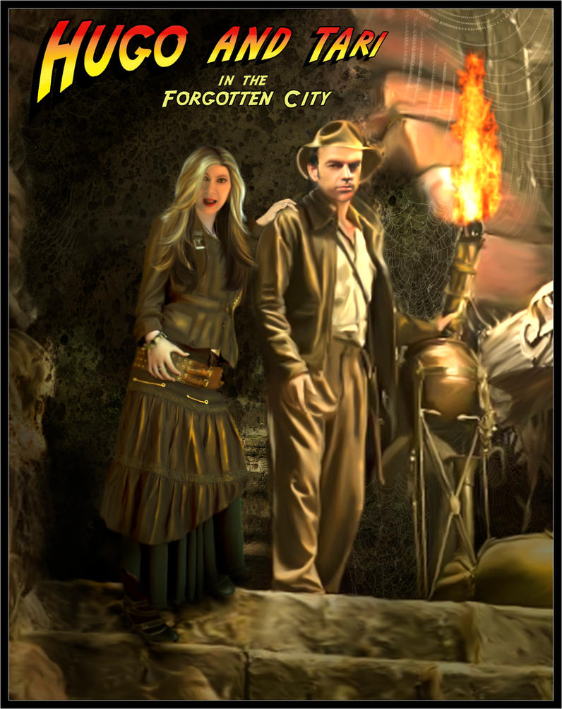 The Forgotten City Adventure by Aeltari