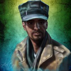 RJ MacCready Fallout 4 by Aeltari