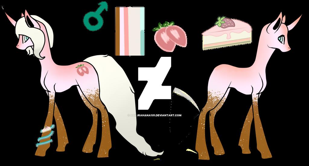 Strawberry Cheesecake by Sakurahana101