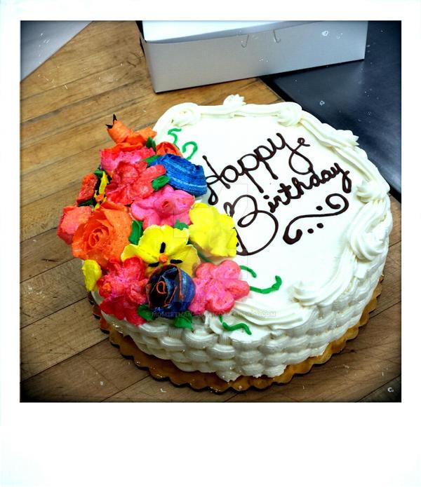 Celebration cake by mom2Ethan-Logan
