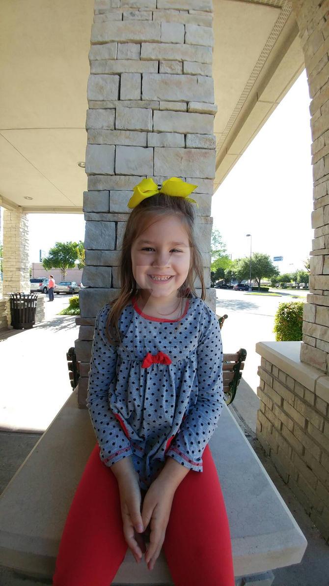 My adorable niece by mom2Ethan-Logan