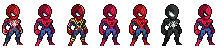 ULSW: Spider-man(Prototypes)