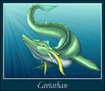 Mythical Creatures-Leviathan