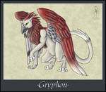 Mythical Creatures-Gryphon