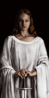 2008: Painting of a Woman