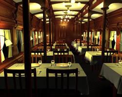 2008: Dining Car by carakav