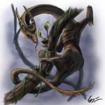 2009: Stalk Dragon