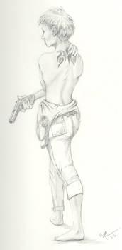 2010: GDC Woman by carakav